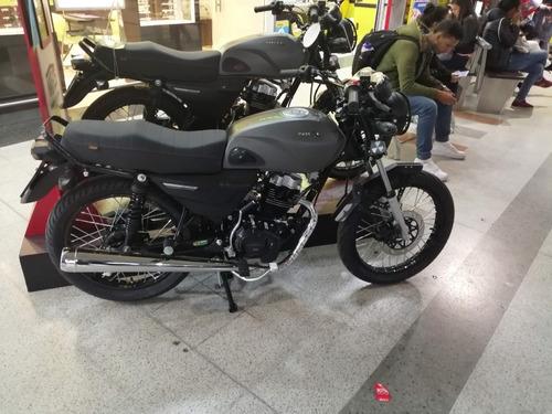 moto casi nueva para la venta