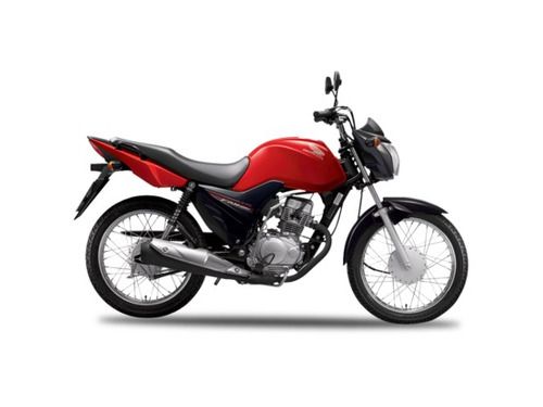 moto cg 125 ano 2001 honda