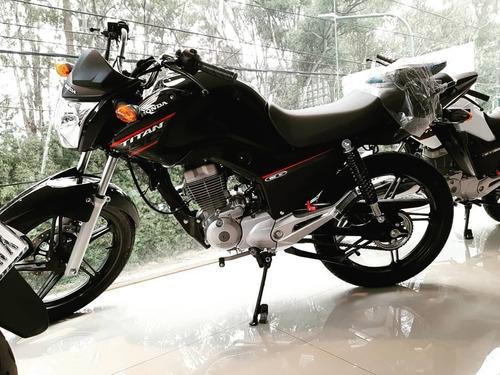 moto cg new titan honda motopier fcia 12/18 retira hoy gtia