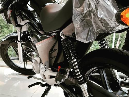 moto cg titan honda motopier fcia 12/18 retira hoy c/gtia