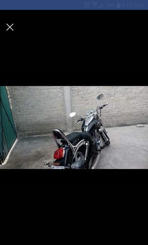 moto chopeer dynamo custom 250 , 2006