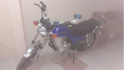 moto chopera lifan 125 con soat uso particular 2019