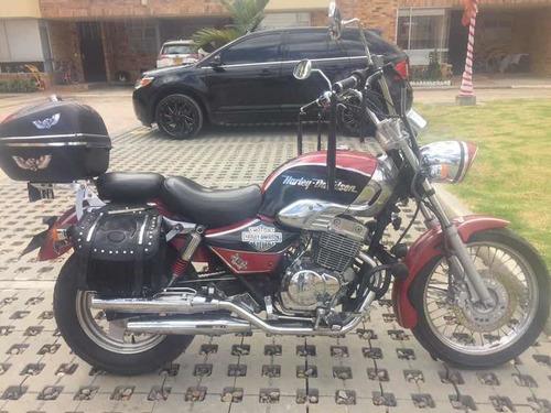 moto chopper 250, barata, $2'750.000 bogota