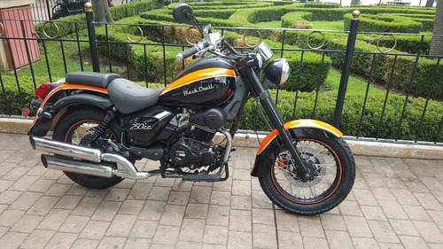 moto chopper black devil 250 nueva de mb motos