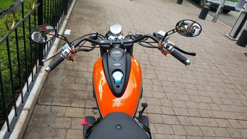 moto chopper black devil 250 nueva de mb motos