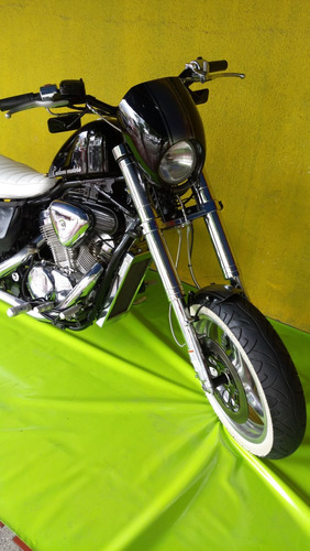 moto chopper honda shadow