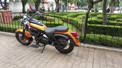 moto chopper motos