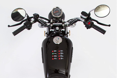 moto chopper patagonian 150 motos