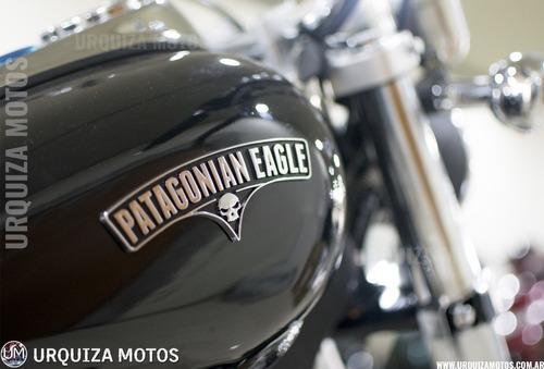 moto chopper patagonian eagle 150 motos