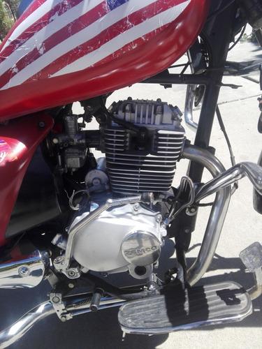 moto chopper shonzhen en ocasión