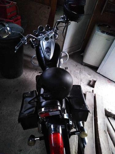 moto chopper  um 2012