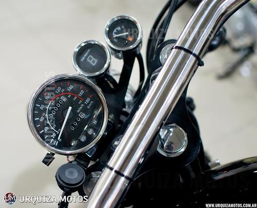 moto chopper zanella 350 motos