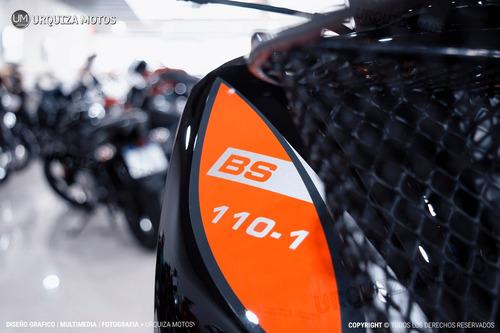 moto ciclomotor beta bs 110 new  zb smash 0km urquiza motos