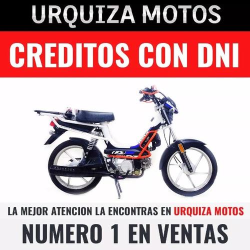 moto ciclomotor beta four 90 para delivery 0km urquiza motos