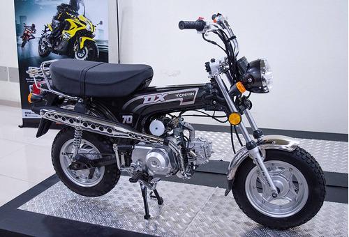 moto ciclomotor corven dx 70 max dax 0km urquiza motos
