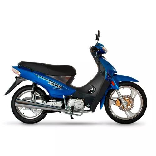 moto ciclomotor corven energy 110 full 0km zb urquiza motos