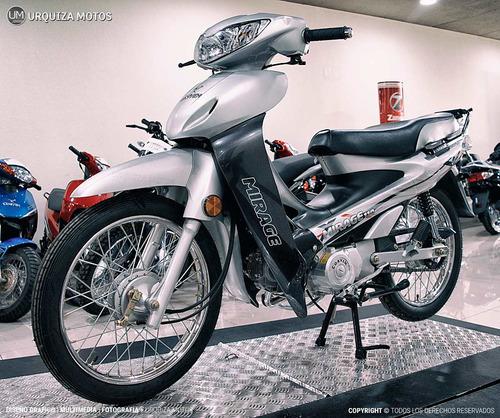 moto ciclomotor corven mirage 110 base 0km urquiza motos