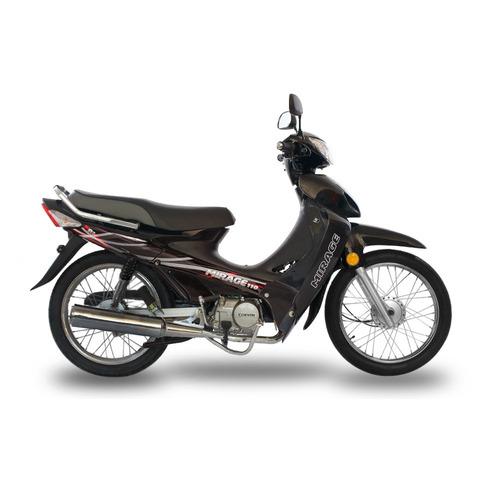 moto ciclomotor corven mirage 110 r/t 0km urquiza motos