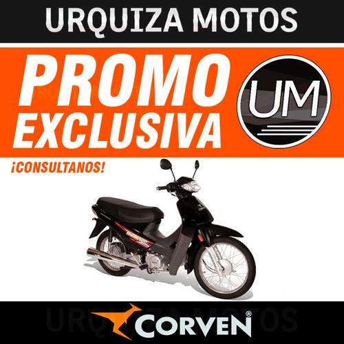 moto ciclomotor cub corven energy 110 base 0km urquiza motos