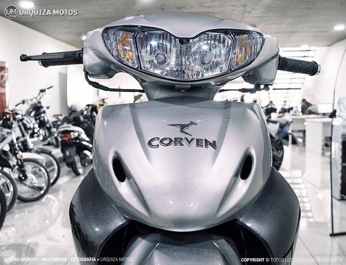moto ciclomotor cub corven mirage 110 base 0km urquiza motos