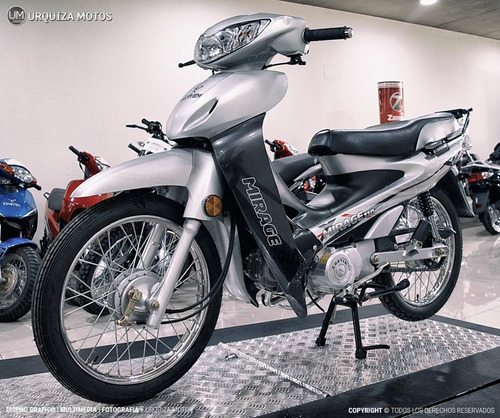 moto ciclomotor cub corven mirage 110 r/t 0km urquiza motos