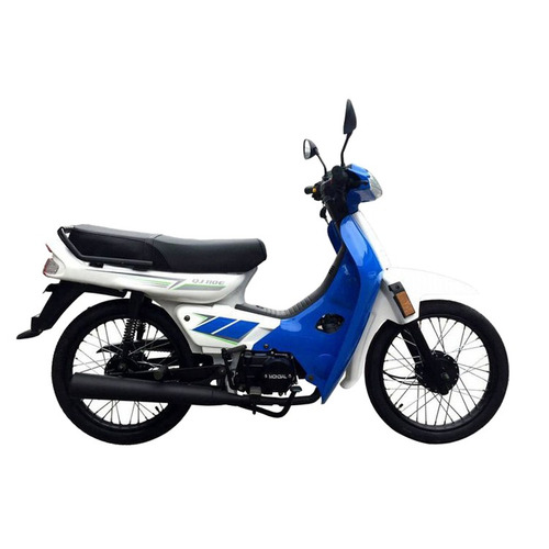moto ciclomotor cub mondial qj 110 0km urquiza motos
