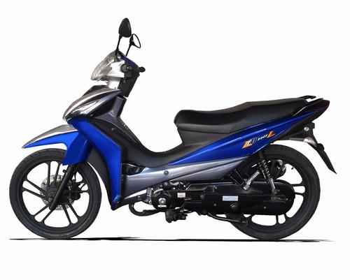 moto ciclomotor mondial ld 110 l 110l full 0km urquiza motos
