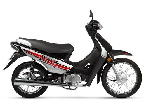 moto ciclomotor motomel blitz 110 ahora 12 0km urquiza motos