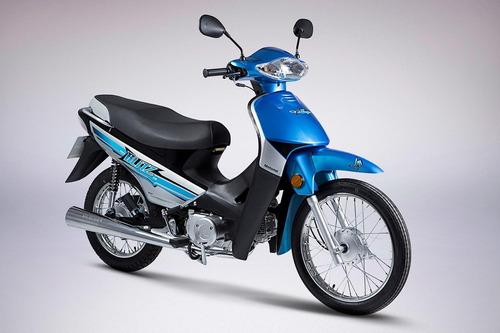 moto ciclomotor motomel blitz 110 v8 0km hasta 30 cuotas