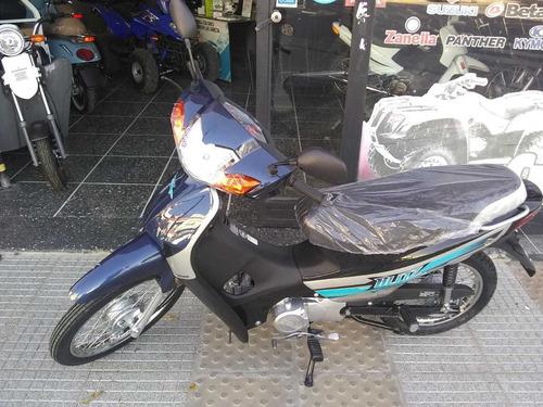 moto ciclomotor motomel blitz v8 110 base motovega motos