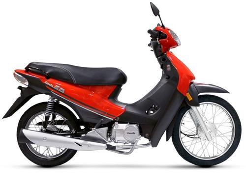 moto ciclomotor zanella zb 110 z1 base due smash blitz 0km