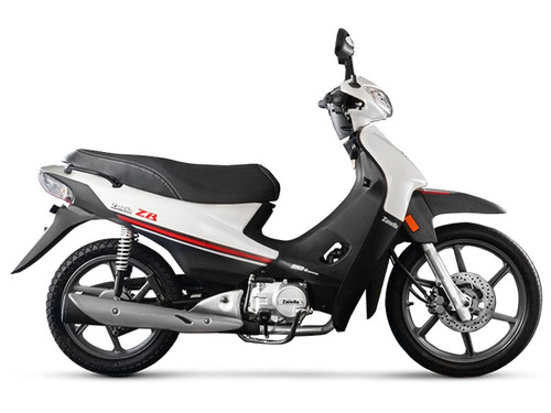 moto ciclomotor zanella zb 110 z1 full 0km west motos