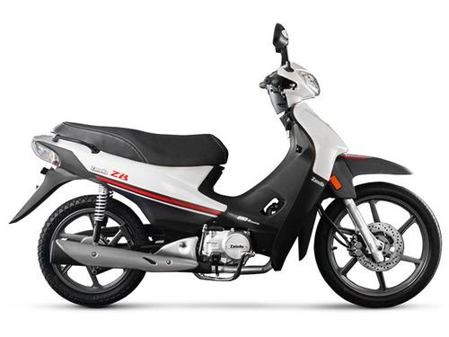 moto ciclomotor zanella zb 110 z1 full due smash blitz 0km