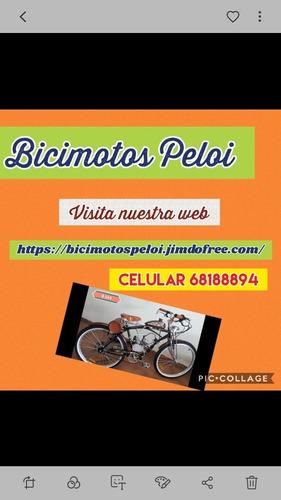 moto con pedales