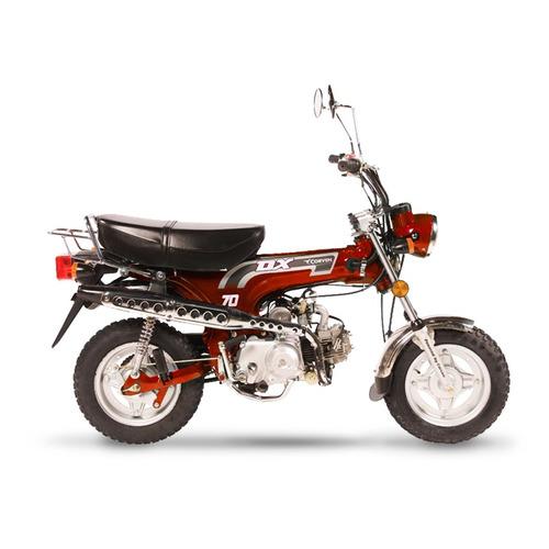 moto corven dax 70 estilo  tipo honda dax 0km urquiza motos