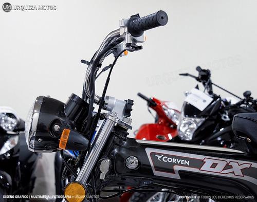 moto corven dx 70 0km urquiza motos