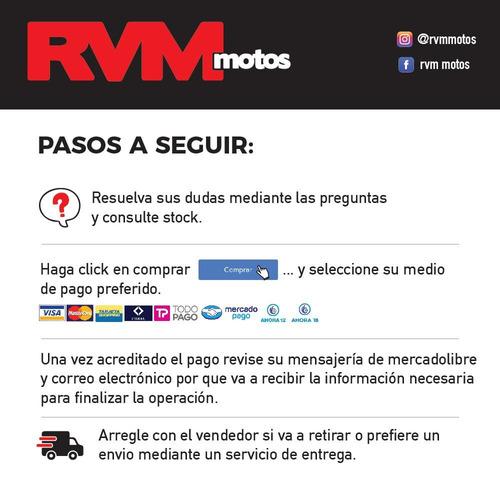 moto corven energy 110 r2 full 0km entrega inmediata - rvm