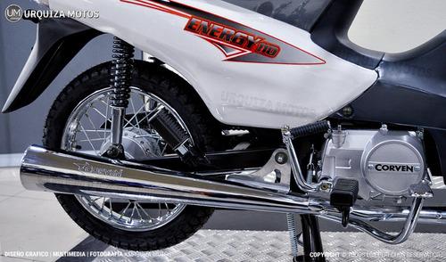 moto corven energy 110 rayos 0km urquiza motos economica
