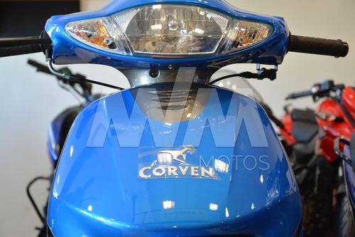 moto corven energy c110 r2 full 2017 0 km muñoz marchesi