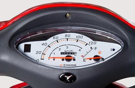 moto corven energy tunning 110 0km 2018
