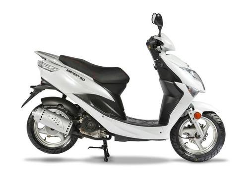 moto corven expert 80 blanca 0km entrega inmediata rvm