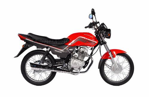 moto corven hunter 150
