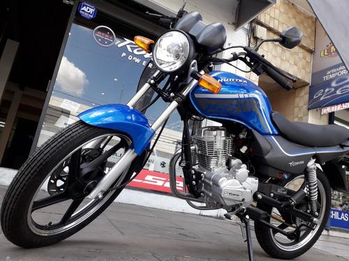 moto corven hunter 150 ad 18 cuotas fijas $ 4.568 bdb motos