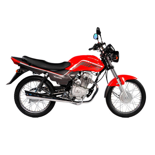 moto corven hunter 150 motos