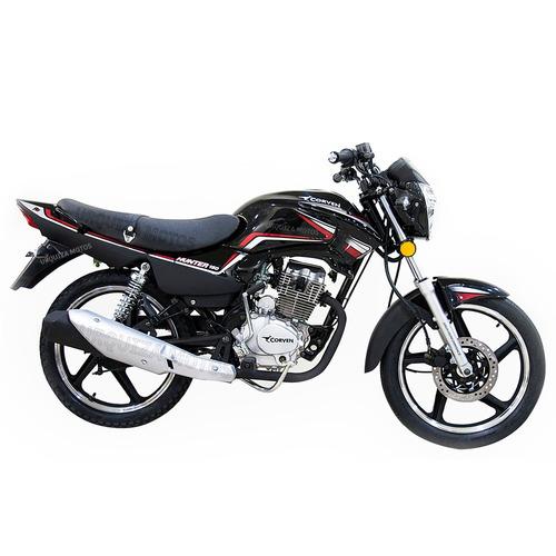 moto corven hunter 150 r2 full 0km urquiza motos