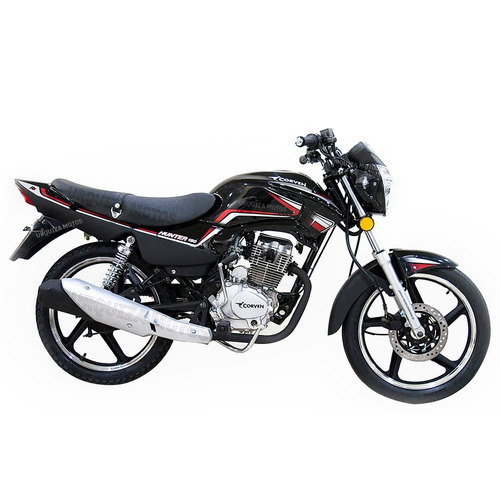 moto corven hunter 150 r2 full nueva 0km urquiza motos