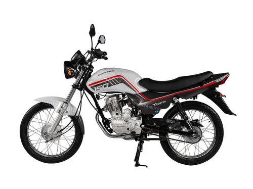 moto corven hunter 150 rt base 2021 0km cuotas cg rx titan