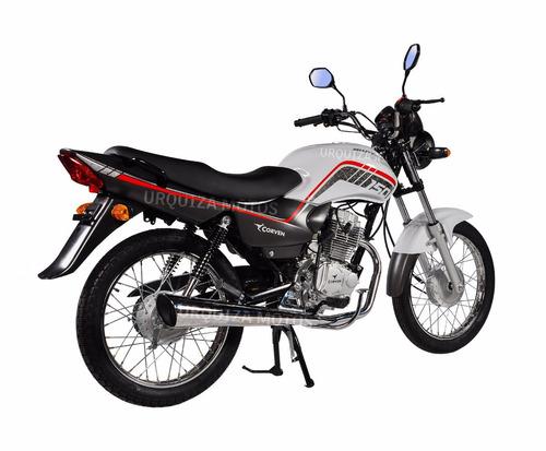 moto corven hunter 150 rt base creditos a todo el pais
