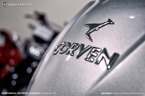 moto corven mirage 110 base 18 cuotas 0km urquiza motos