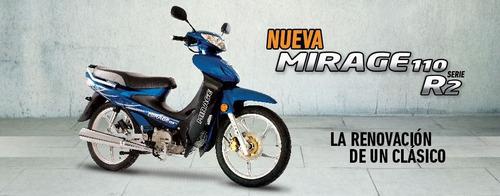 moto corven mirage 110 full 0km 2017